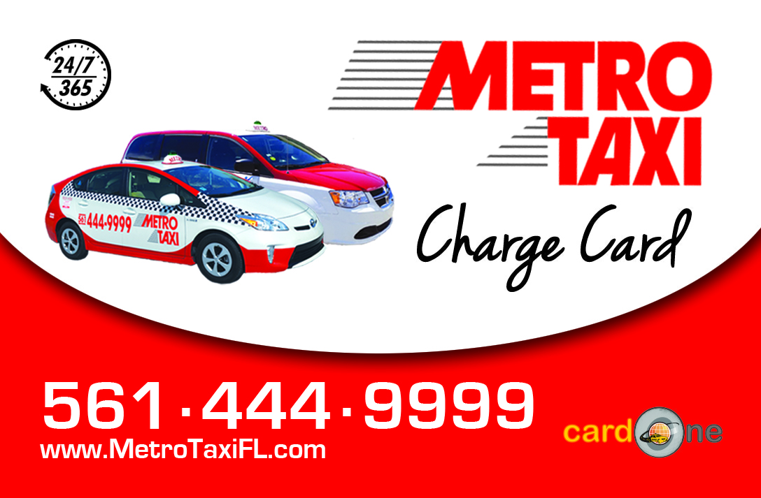 Also Offer The Metro Taxi Gift Card, The Ideal Gift For Any Transportation  Need.
